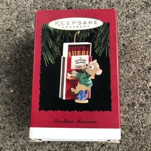 Hallmark vintage Matchless melodies- Mouse  piano